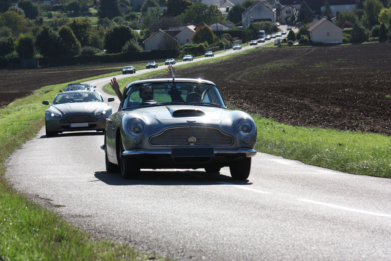 Rallye en Bourgogne - Flash actu !