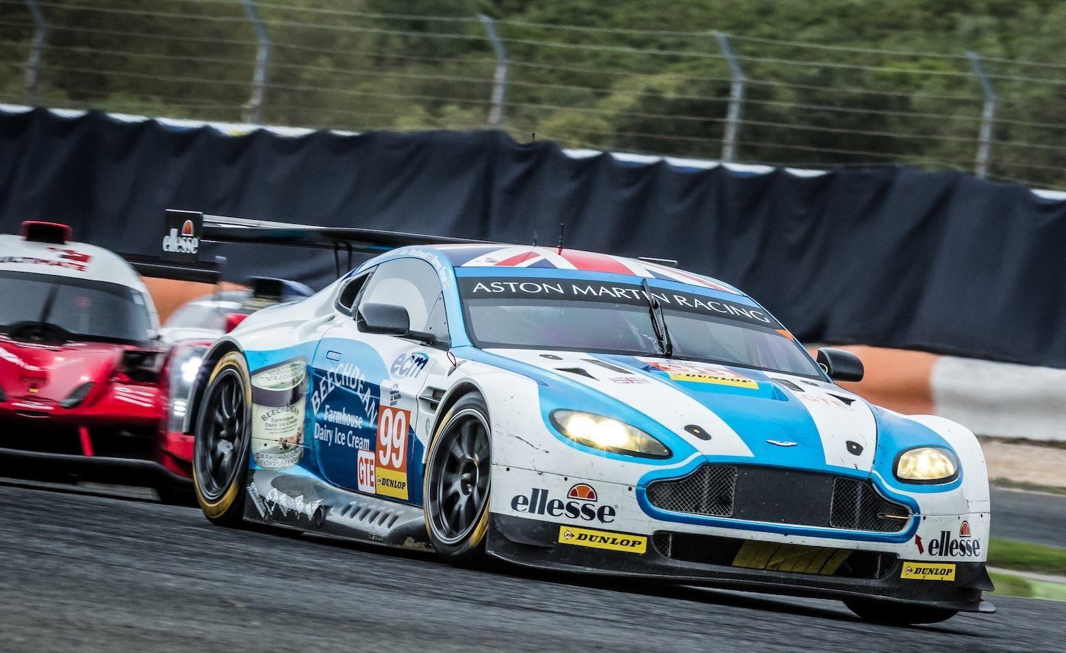 Aston Martin Racing : Champion EUROPEAN LE MANS SERIES GTE !