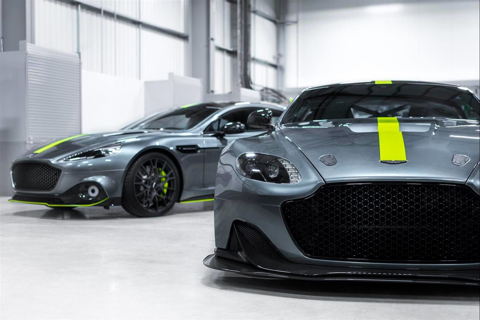 Aston Martin lance la marque AMR !
