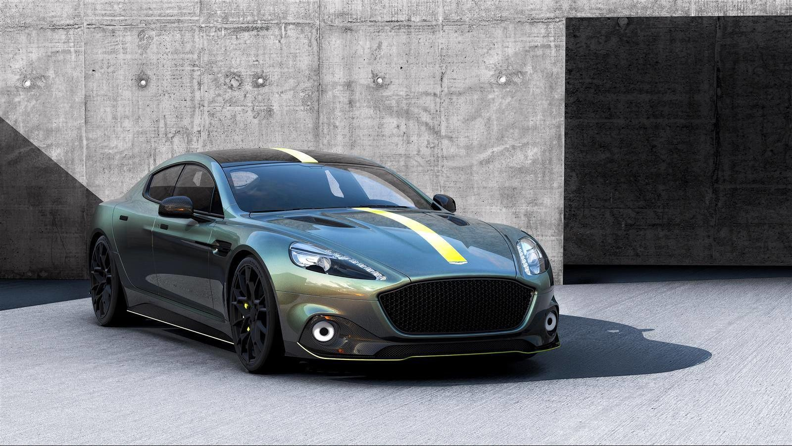 L'Aston Martin Rapide AMR en photos !