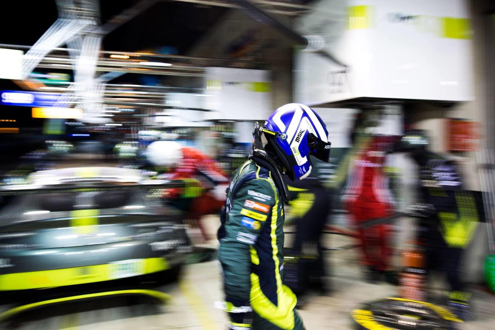 Victoire Aston Martin Racing aux 24 Heures du Mans LM GTE PRO !