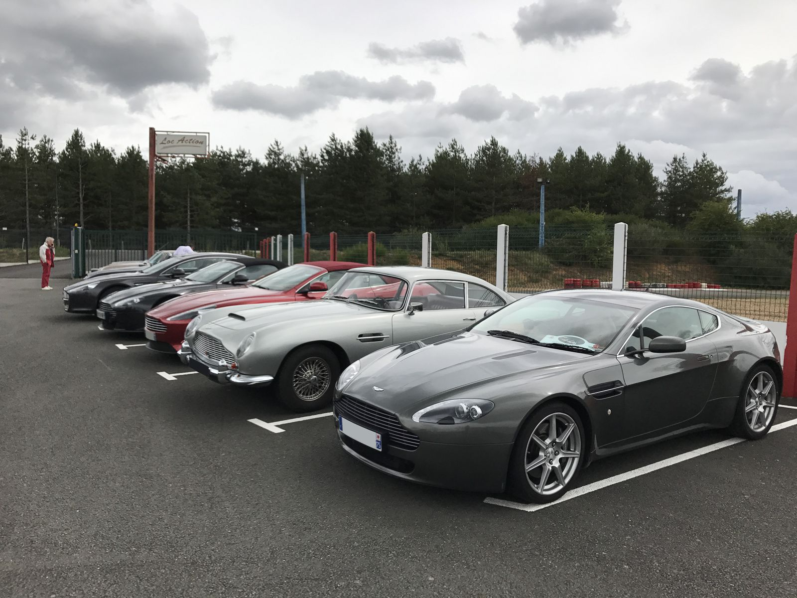 Rallye de l'Hôtel de France 2017