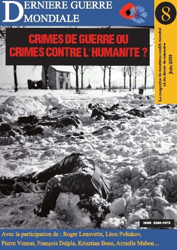 Crimes et criminels de guerre