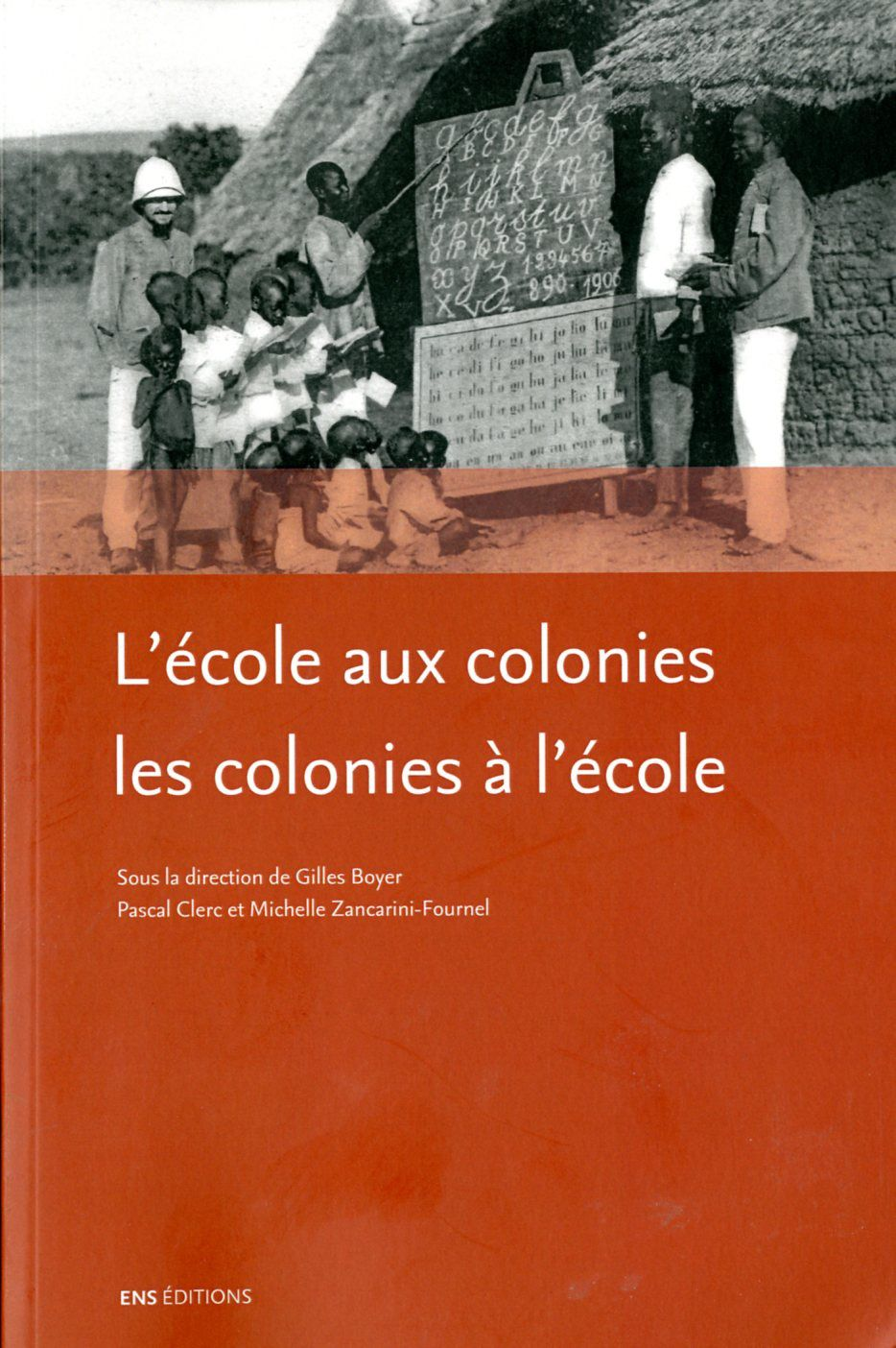 Enseignement colonial