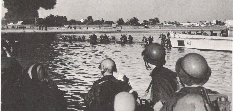 La crise de Suez
