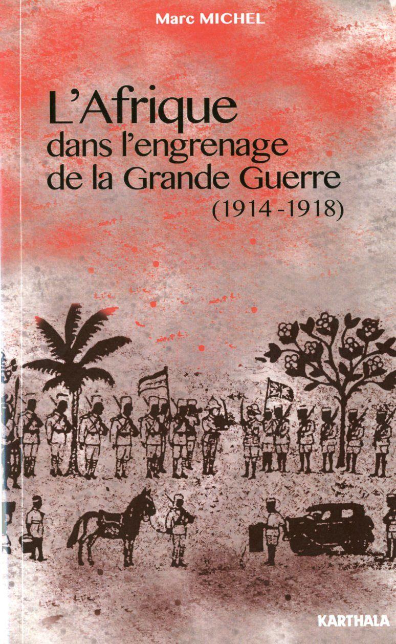 Grande Guerre et Afrique
