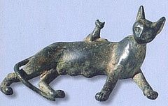 Bronze egyptien