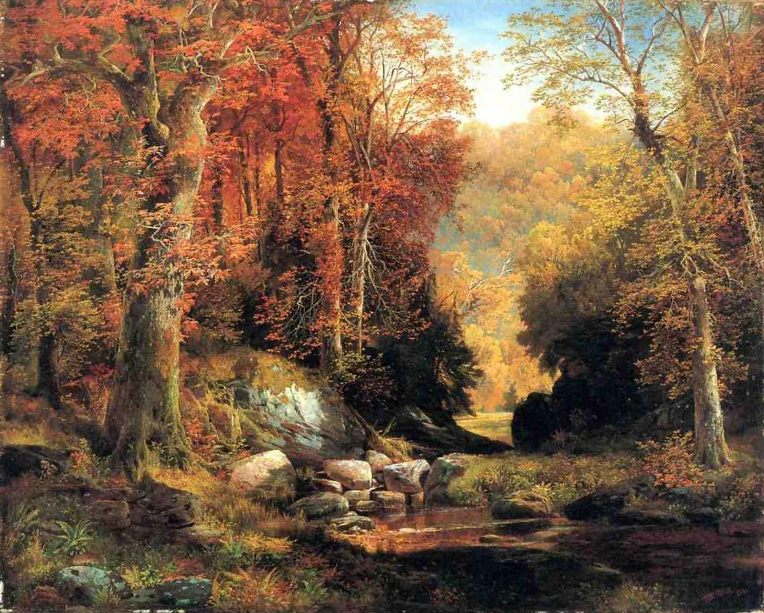 Lundi Soleil d'automne