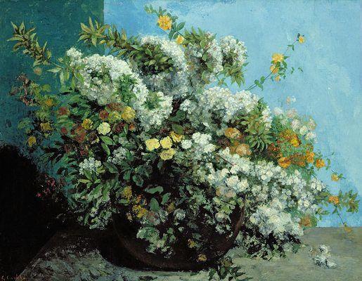 Gustave Courbet. Le tableau du samedi chez Lady Marianne