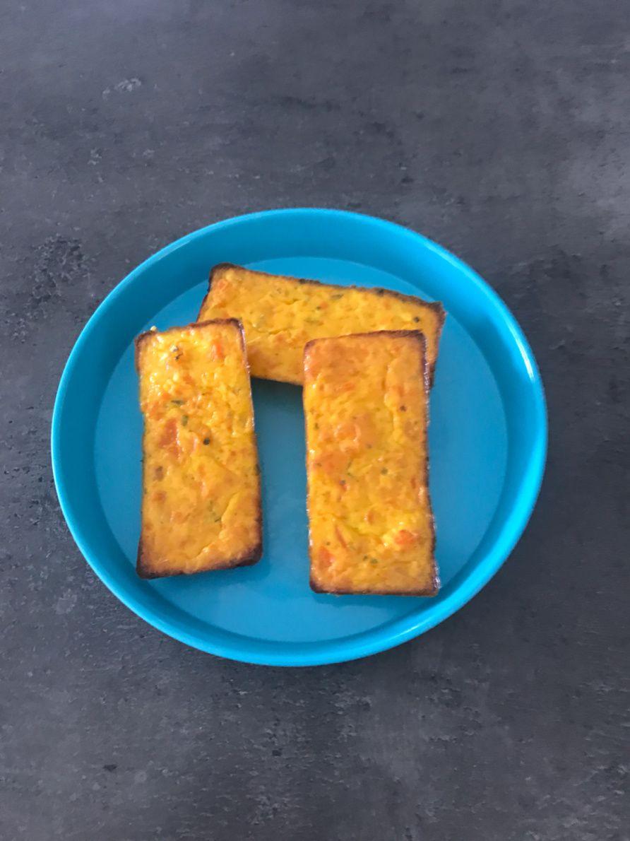 Flans aux carottes au thermomix