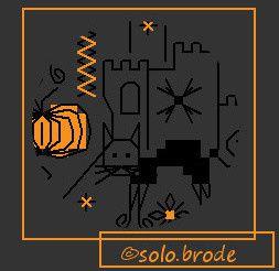 Hallowen de Solo brode