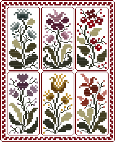 Les fleurs de Renato