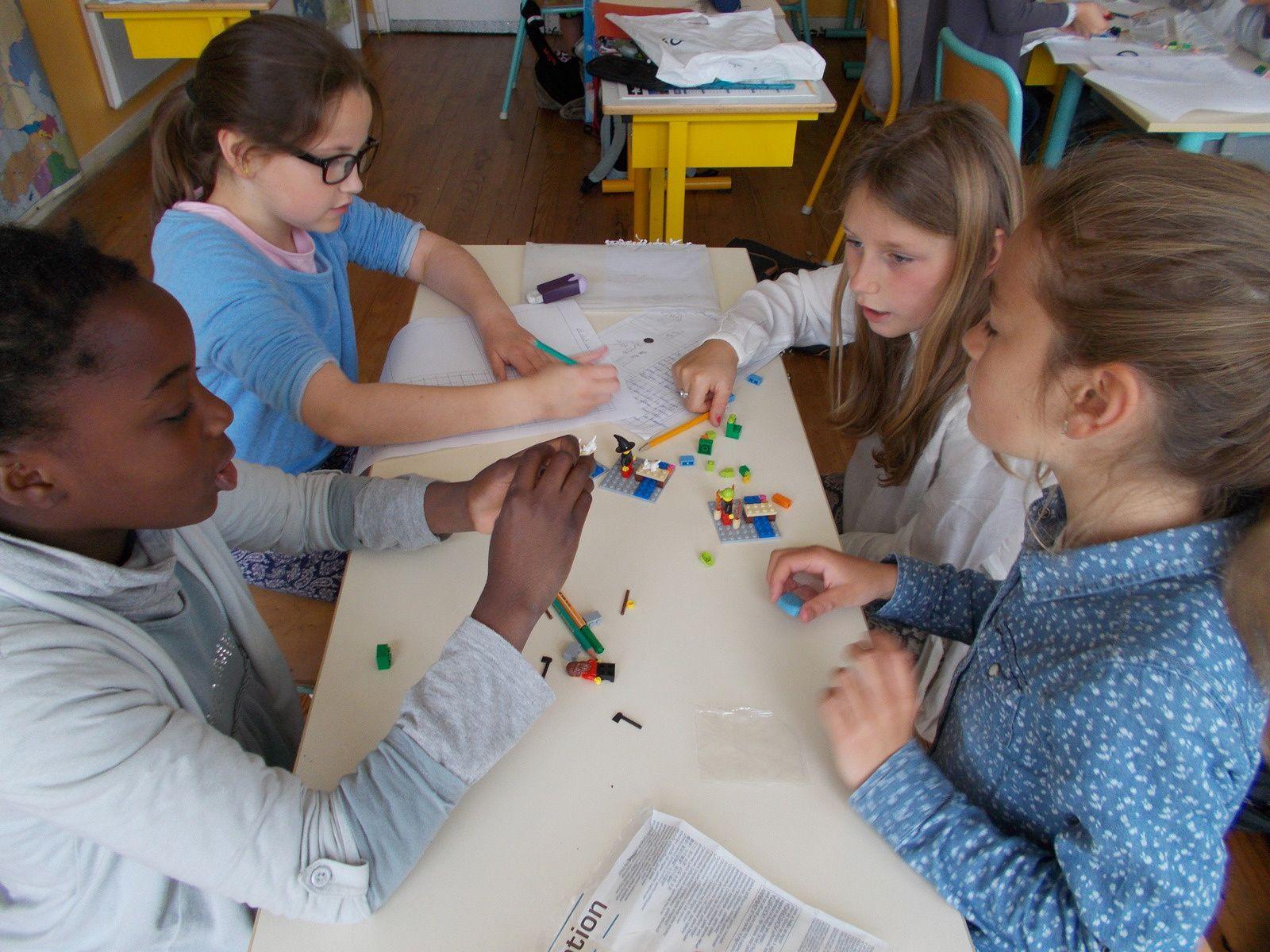 Projet Lego !!!