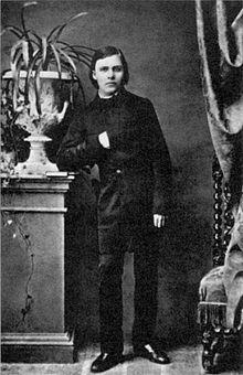 Nietzsche à 16 ans
