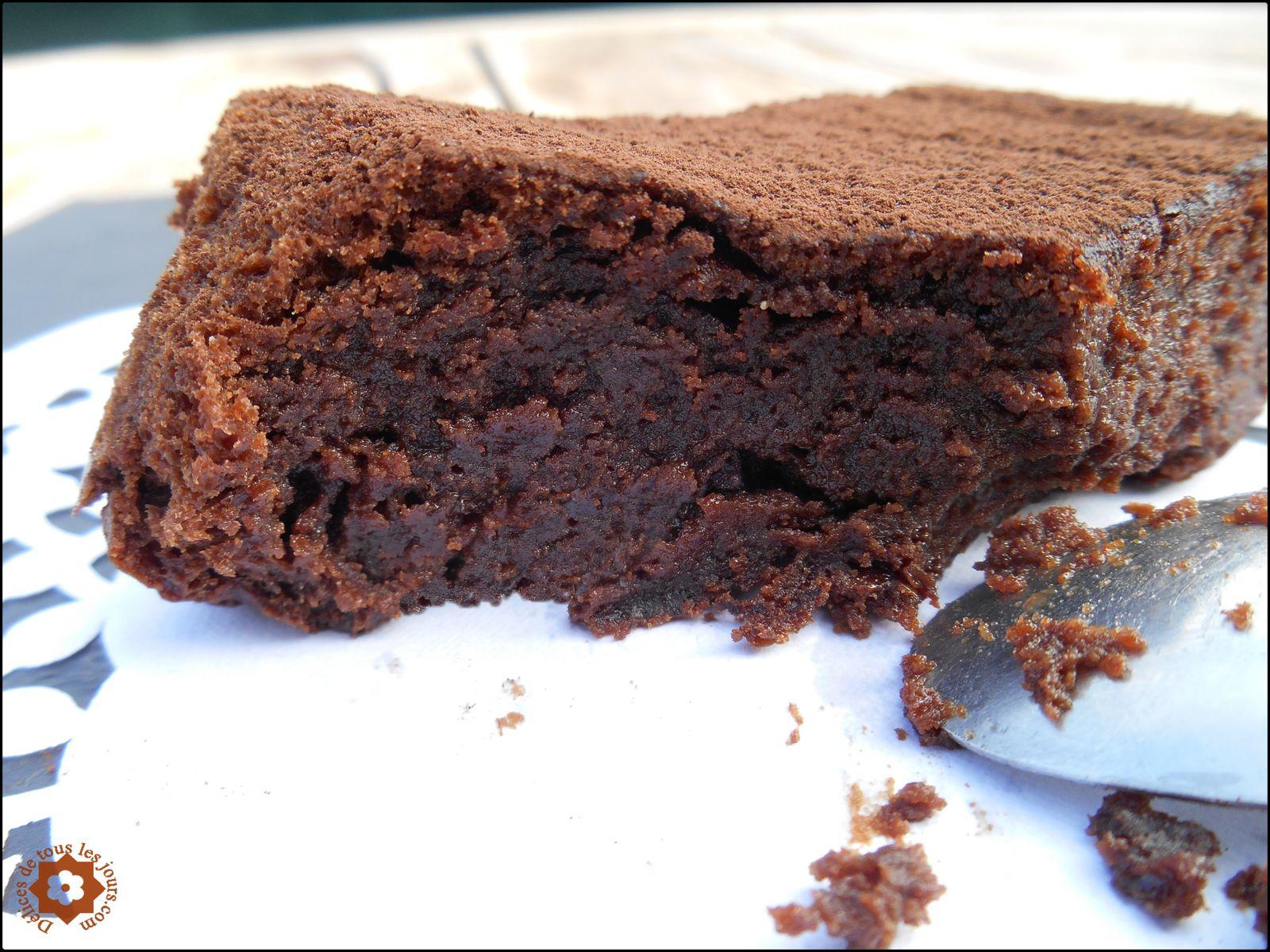 Fondant au chocolat extra bon ^^