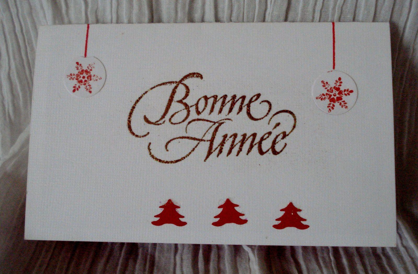 BONNE &amp&#x3B; HEUREUSE ANNEE