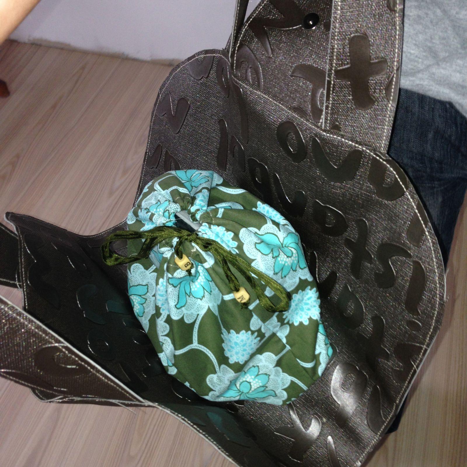 Un sac très spécial...