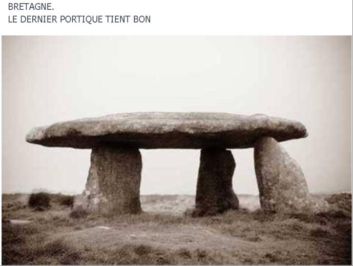 Le dernier portique breton