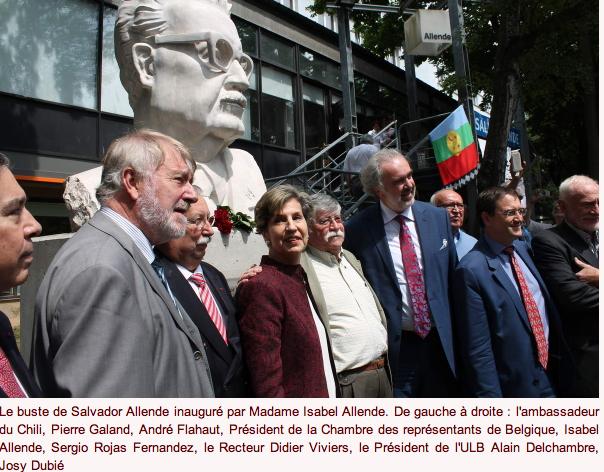 Allende : le devoir d'histoire