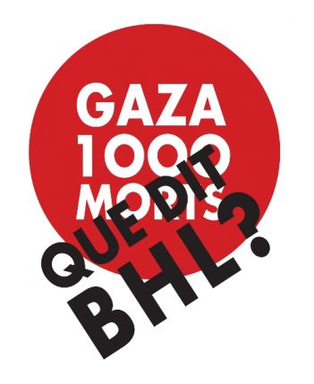 Des affiches pour Gaza