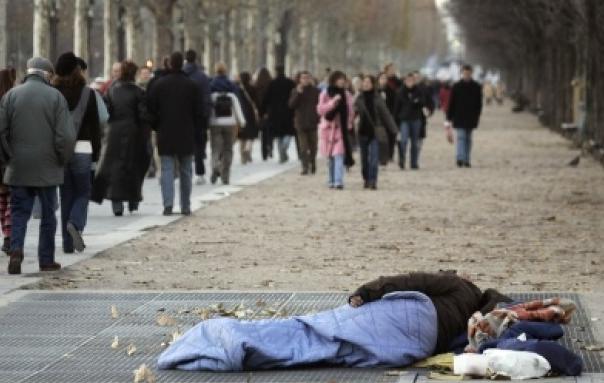 Renversement du discours sur la pauvreté