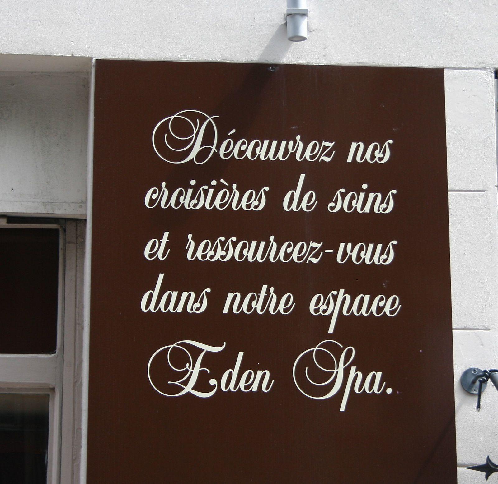 A Lyon...