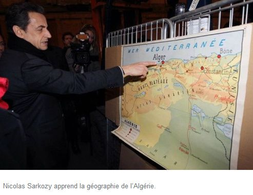 Quand Sarkozy regarde des trucs