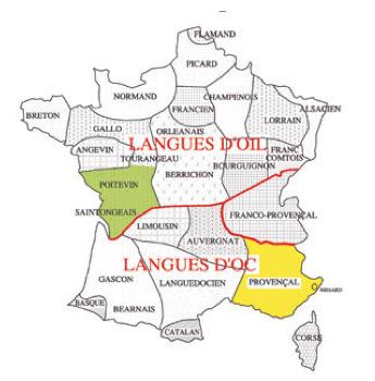 Langues régionales ou minoritaires