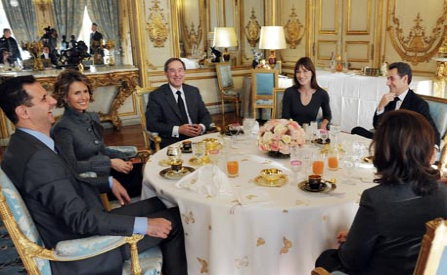 A quand Fabius sur la photo ?