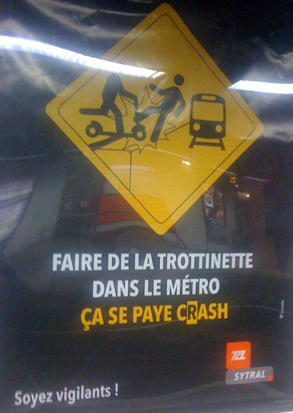 Á Lyon comme ailleurs, l'anglais nous enfume