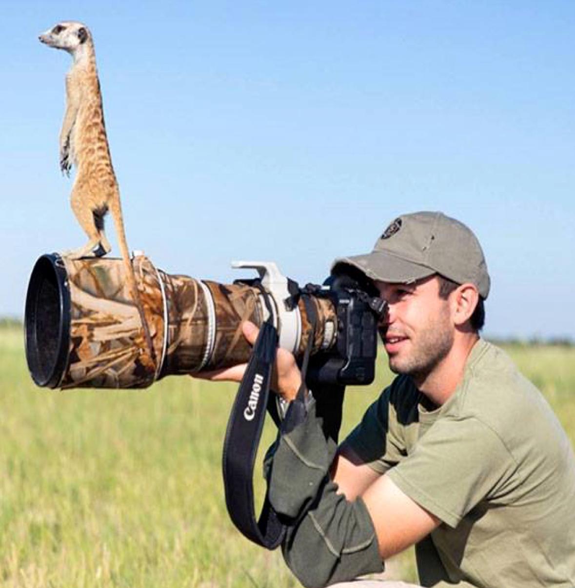 Des chasseurs d'images, pas des viandards !