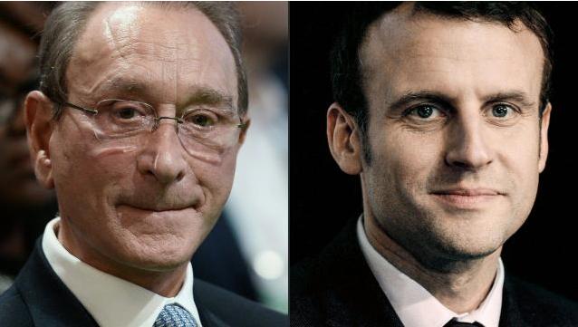 France 2, Macron, Delanoë, par Philippe Arnaud
