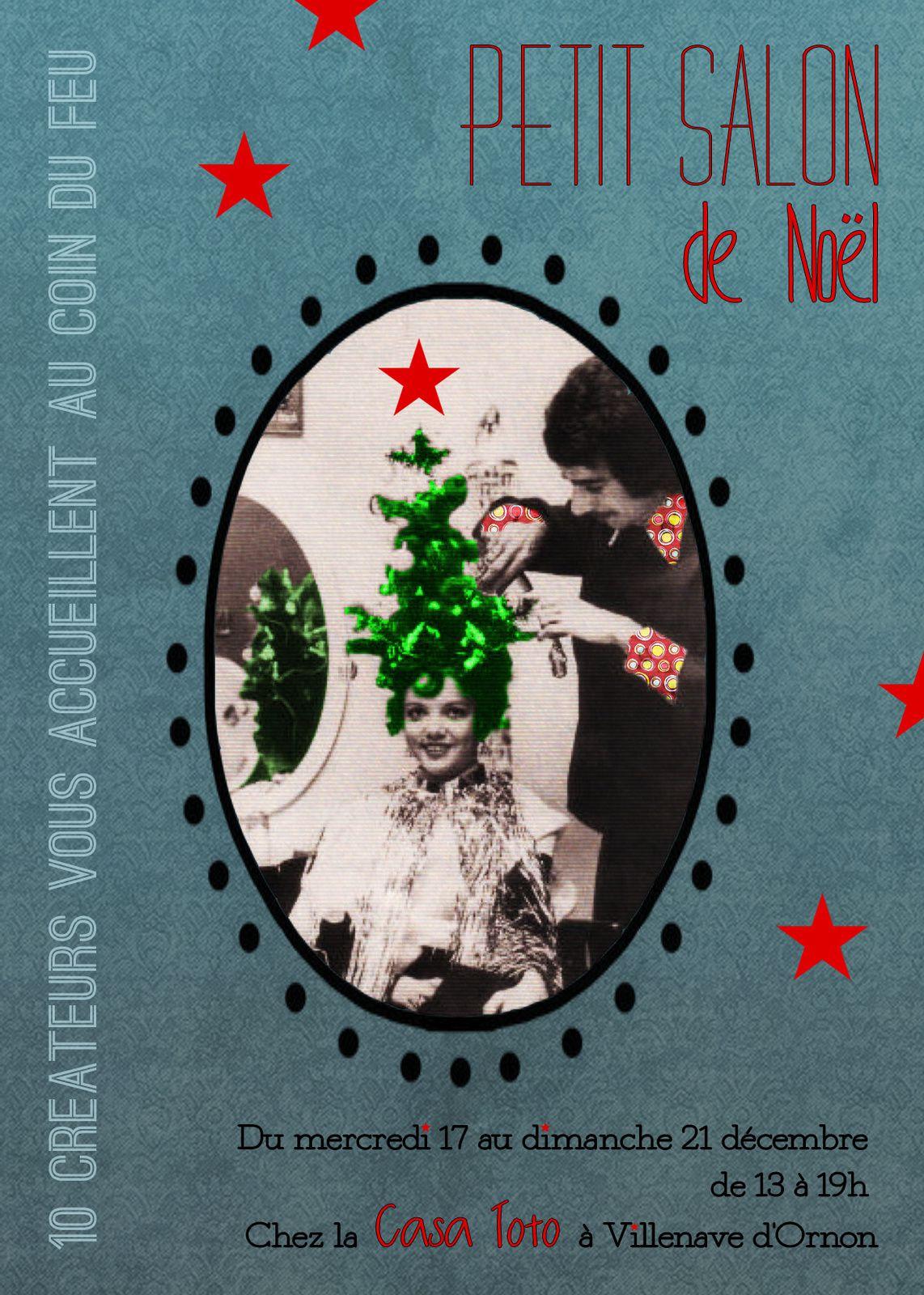 Petit Salon au Coin du Feu   les 17,18,19,20,21 décembre 2014