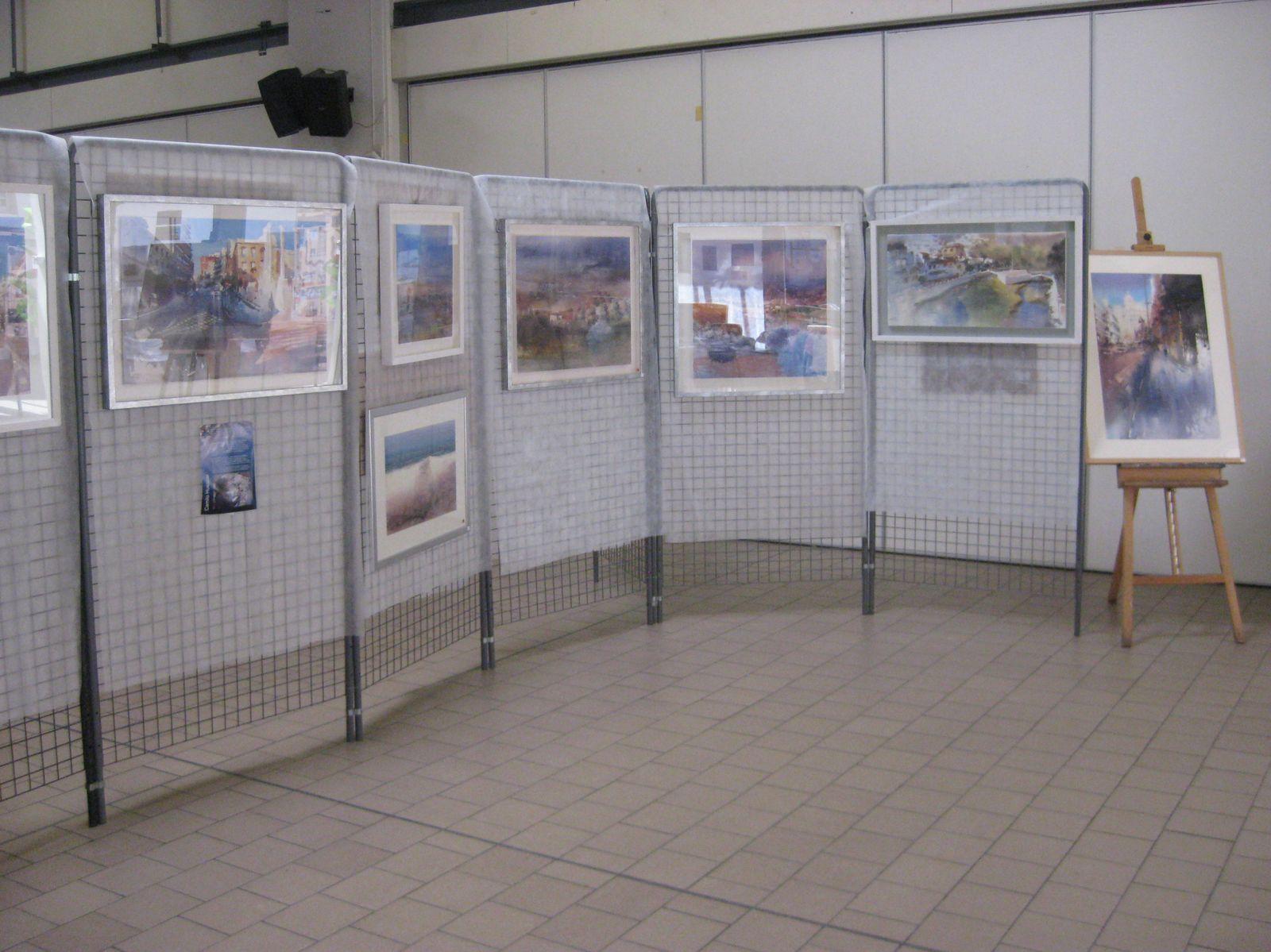 Fin d'expo, le Haillan 2013