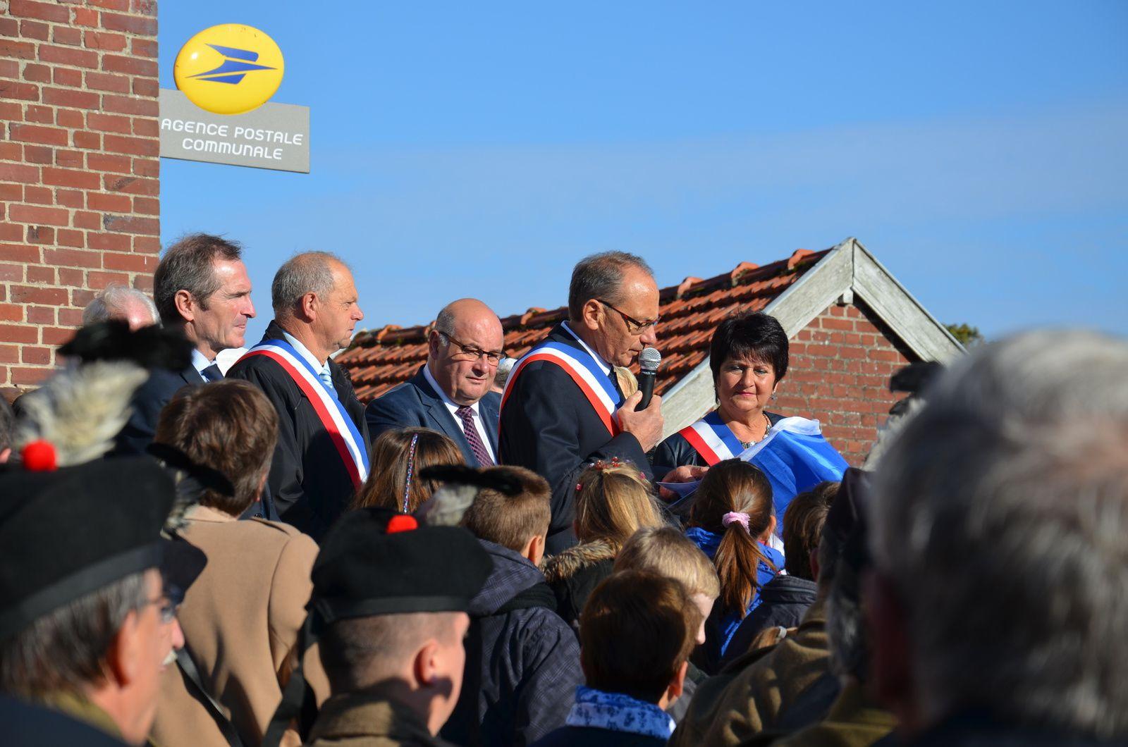 c'était dimanche 16 octobre à Etricourt-Manancourt