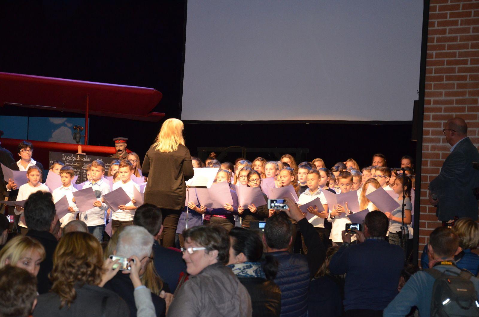 c'est à Bapaume du 28 octobre au 30 octobre à la Salle Isabelle de Hainaut