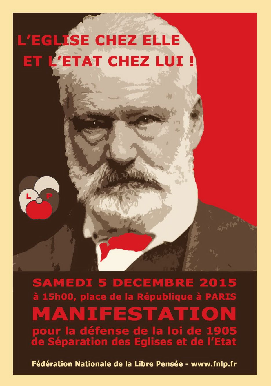 Manifestation du 5 décembre !!!