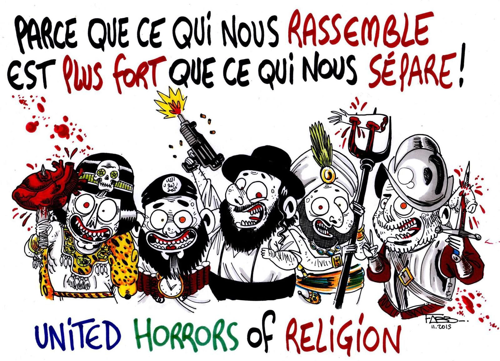 United horrors of religion