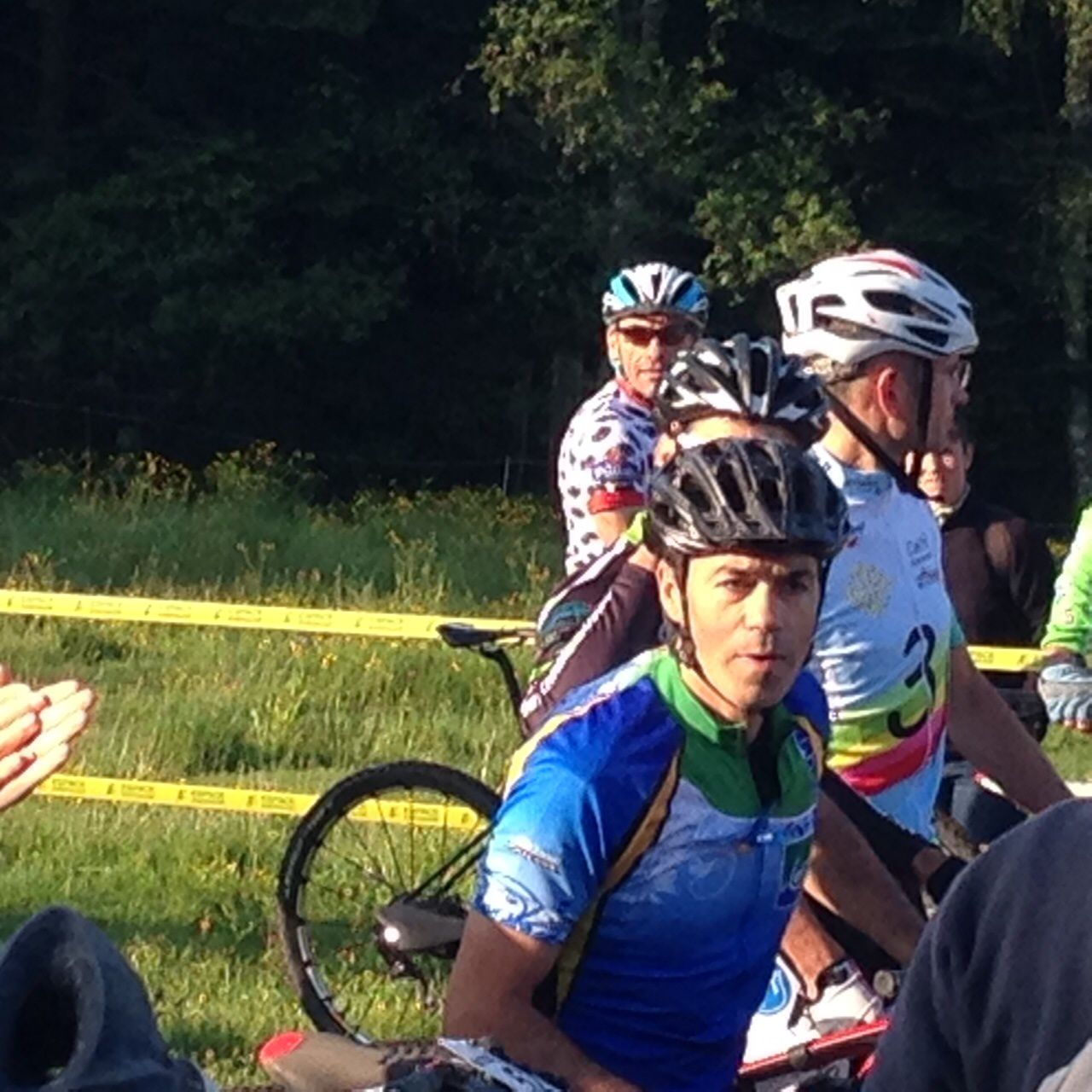 National VTT XC à Chamberet