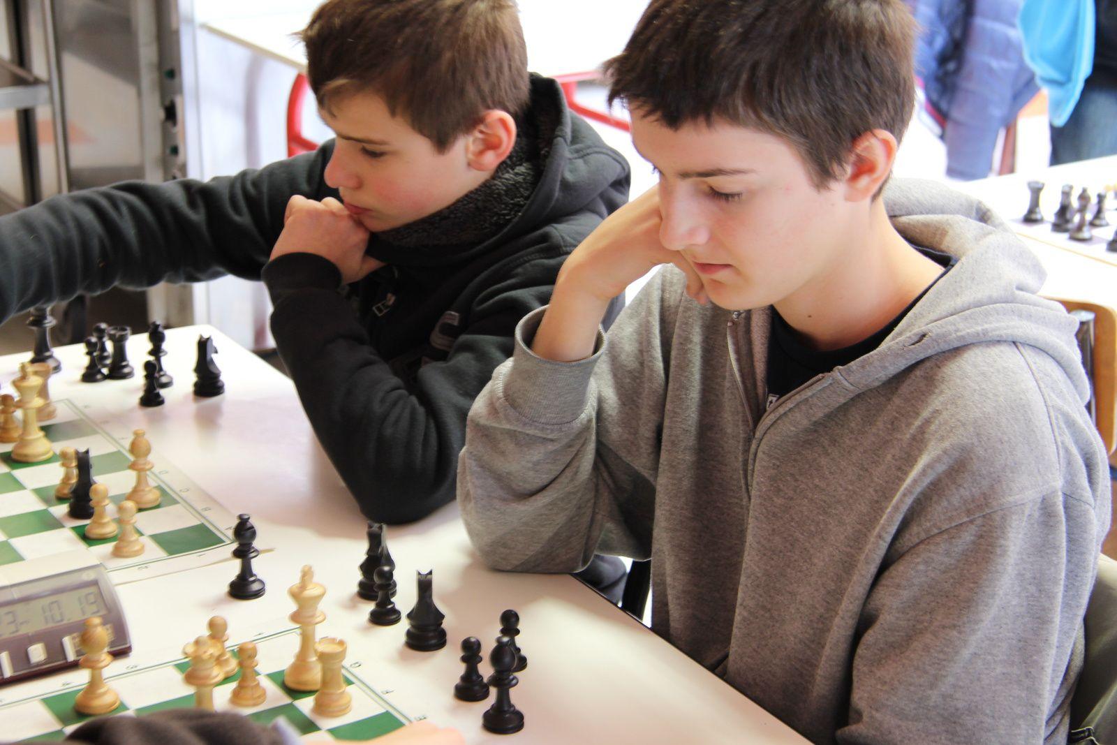 Championnat scolaire des côtes-d'Armor.