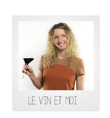 Audrey de la wine-ista http://www.la-wine-ista.com/p/blog-page.html