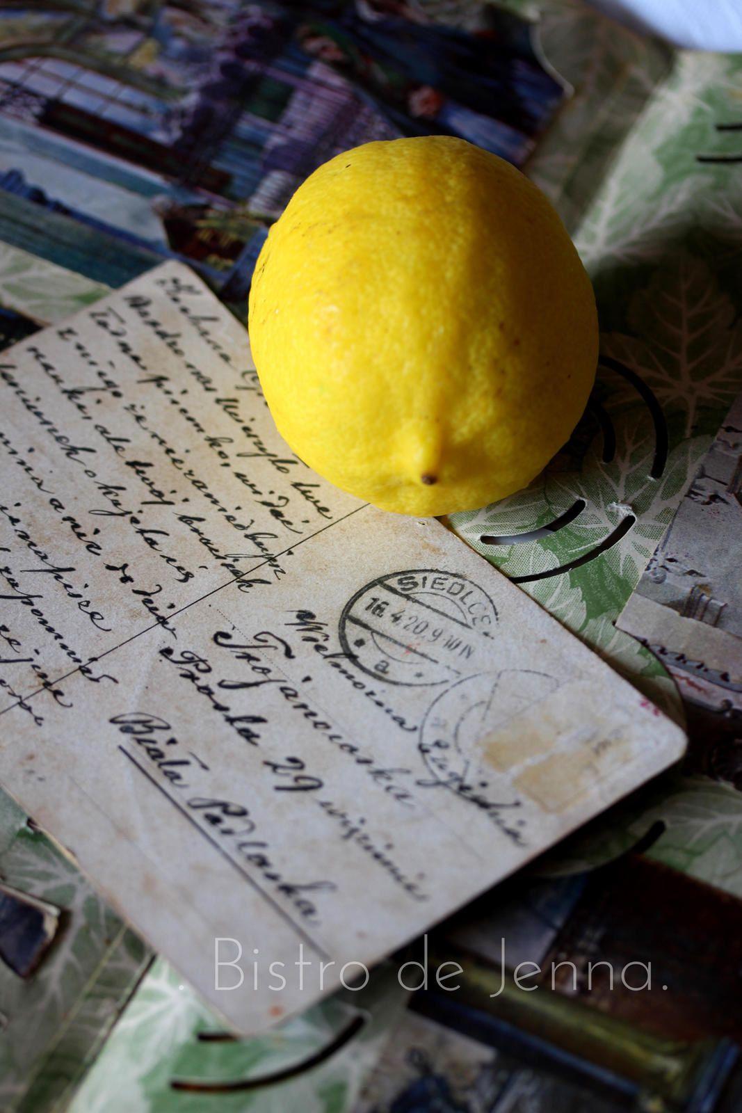 Soupe au citron