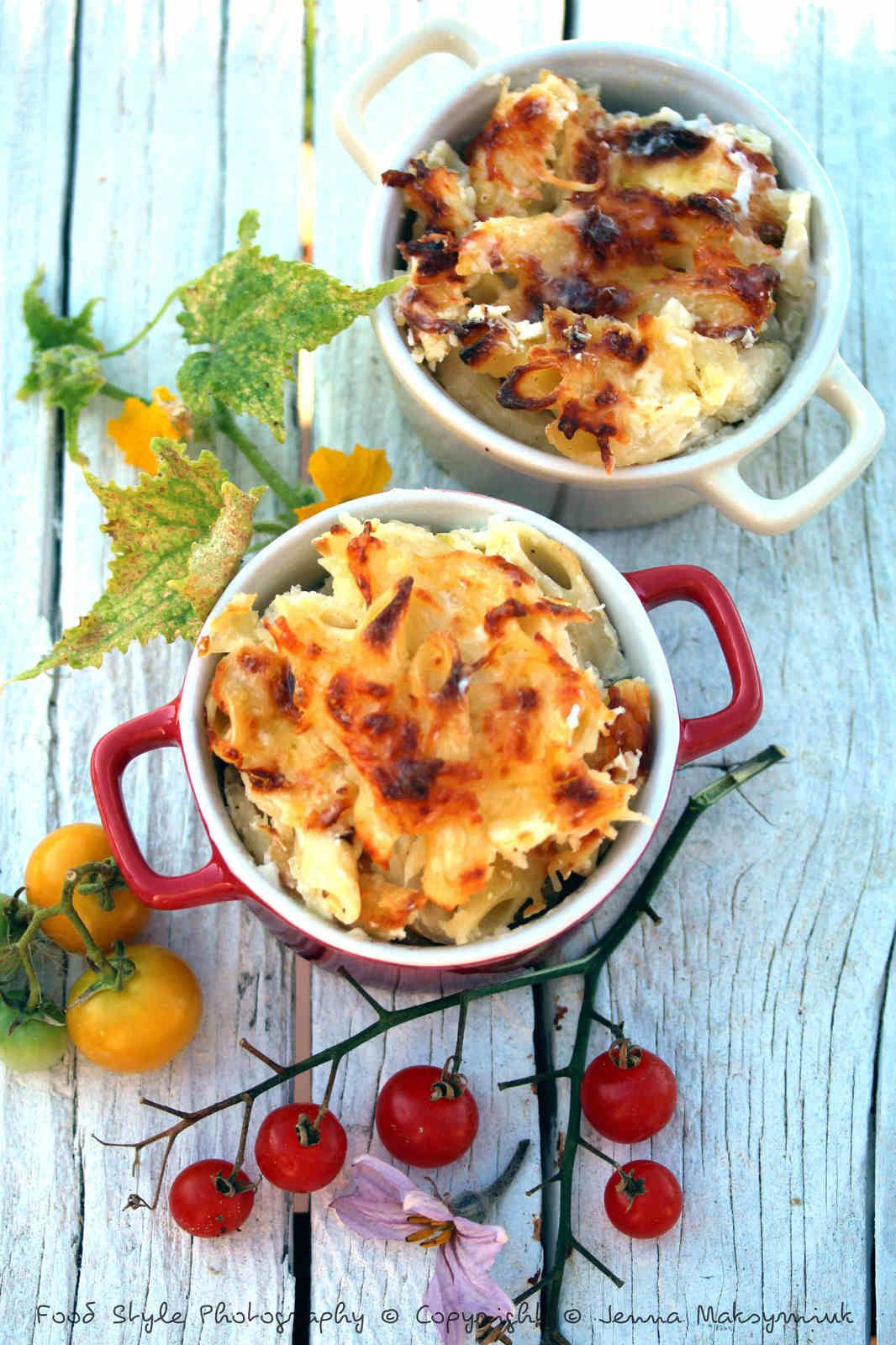 gratin de macaroni mon confort food bistro de jenna. Black Bedroom Furniture Sets. Home Design Ideas
