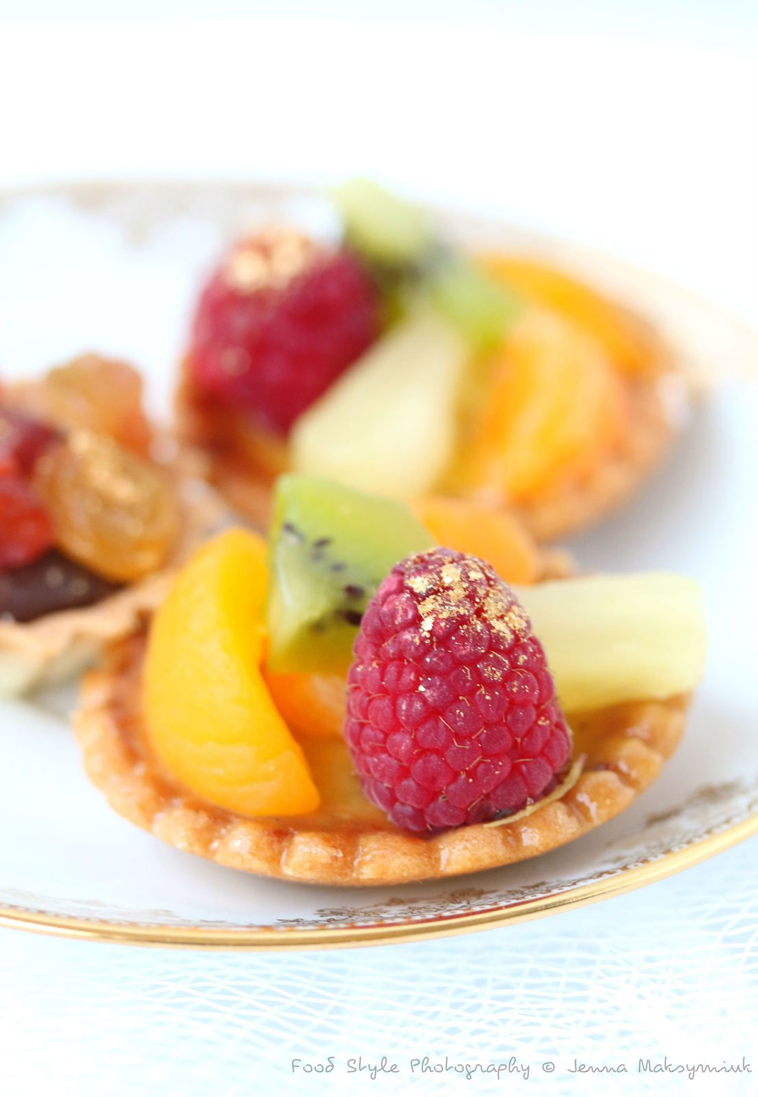 Mini tartelette aux fruits - Bistro de Jenna