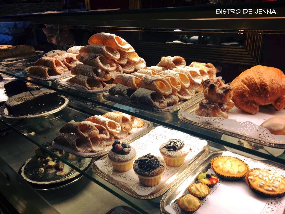 Antico Caffe Greco  Food Style Photography © Jenna Maksymiuk