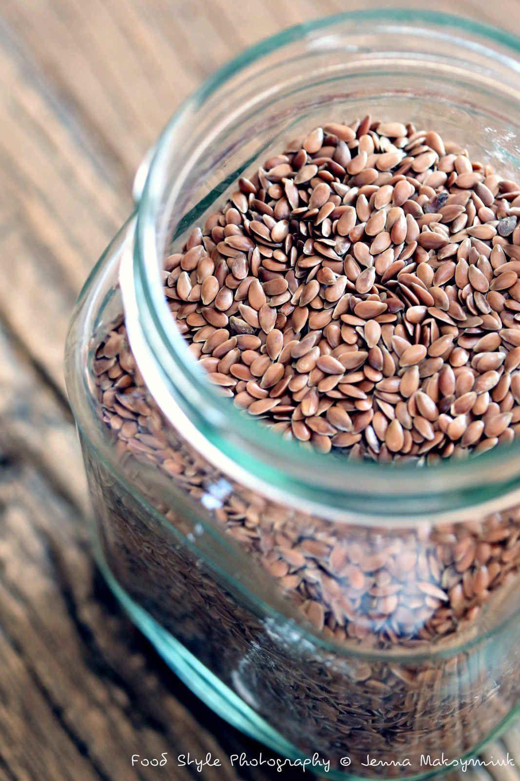 Graine de lin - la graine qui vous veut du bien