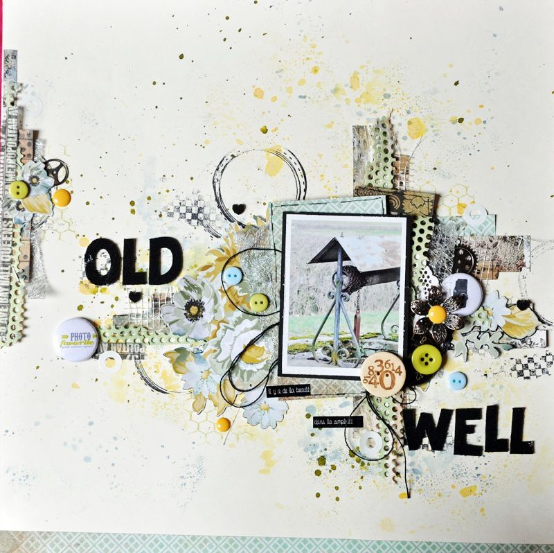 old well !!