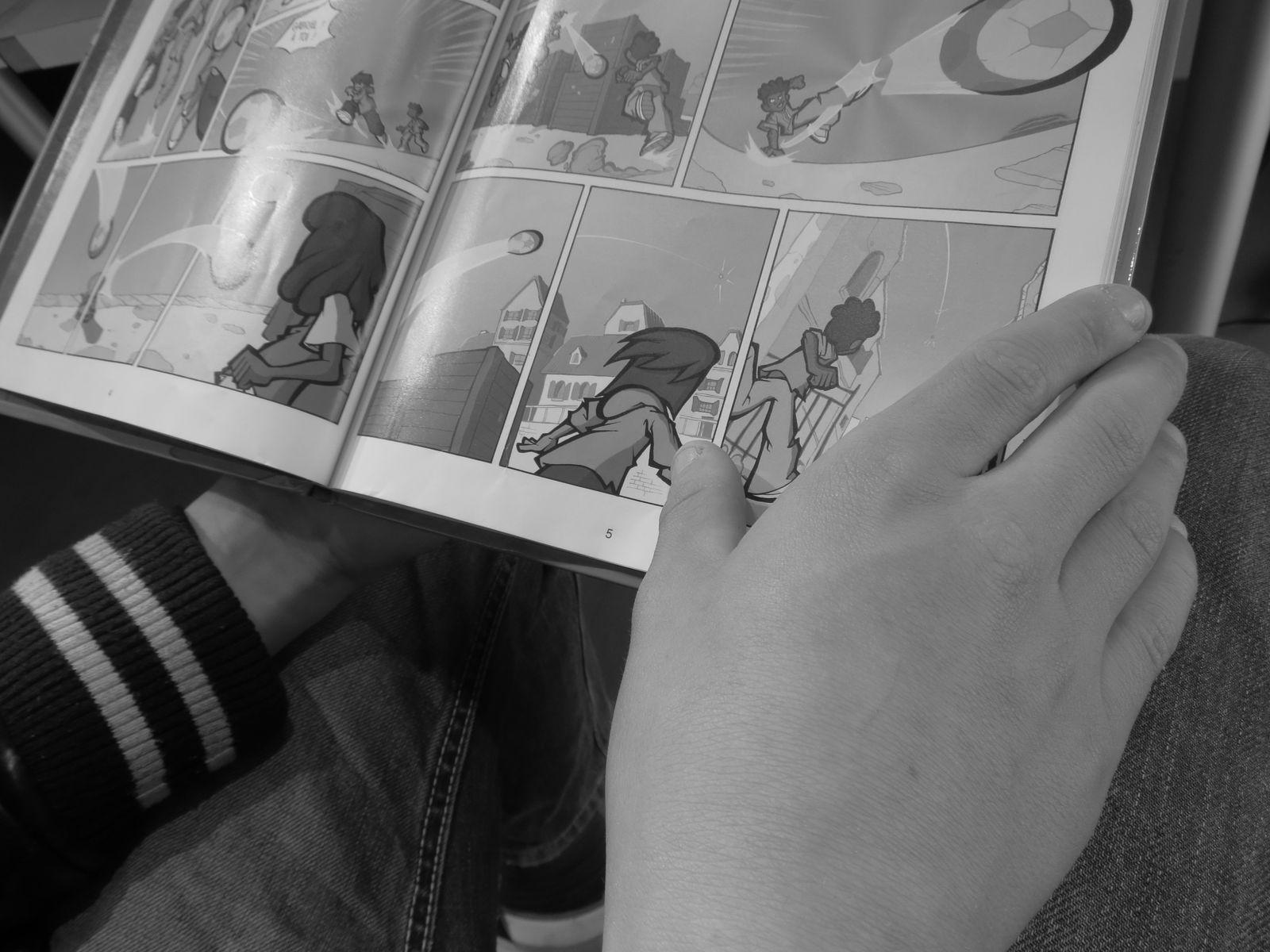 Les mains du livre
