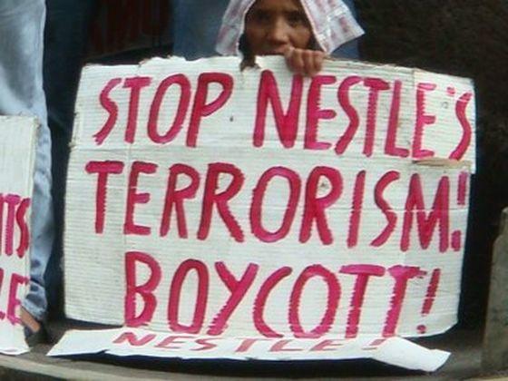Contre Nestlé jusqu'à la mort (Doc) [Vf]