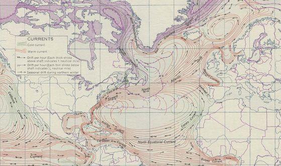 Lord Stirling : le Gulf stream est mort - Débit en baisse de 30 %, vers un refroidissement de l'europe ? (VidZ)
